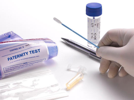 custom paternity test kit